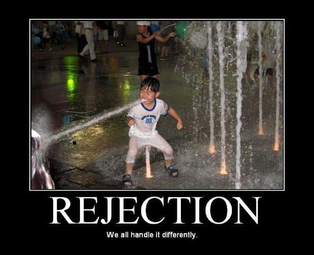 guest post rejected