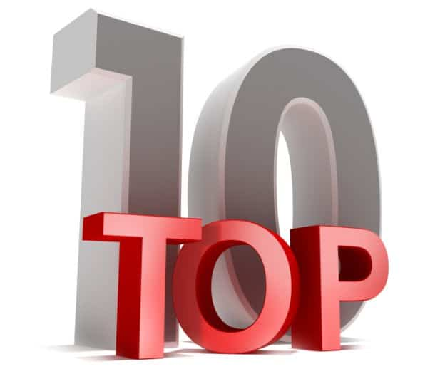 Benefits of Top 10 posts