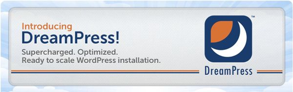 DreamPress 2 : Dreamhost Launched WordPress Optimised Hosting