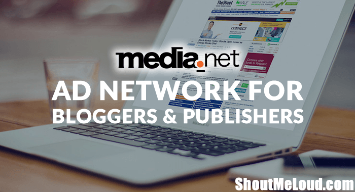 Media.Net: Yahoo! Bing Ad Network for Bloggers and Publishers