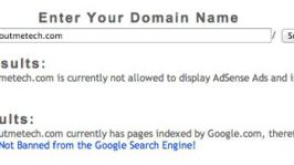 How to Check if a Website is Banned from Using AdSense