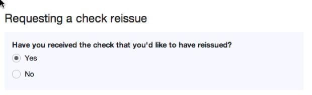 How to reissue adsense check for incorrect payee name adsense check reissue altavistaventures Gallery