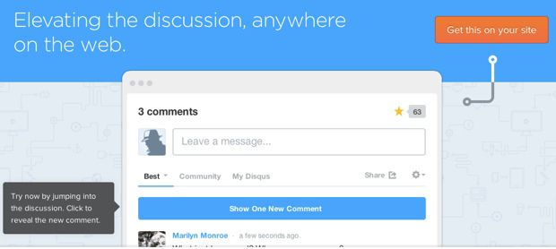 DISQUS commenting system Top 15 Free Blogging Tools Every Pro Blogger Must Have