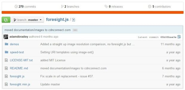 Foresight Fixing Responsive Image Problems with Corrective Solutions