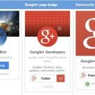 How to Create Google Plus Profile Follow Badge