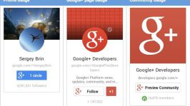 How to Create Google Plus Profile Follow Badge
