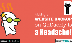 Making a Website Backup on GoDaddy is a Headache!