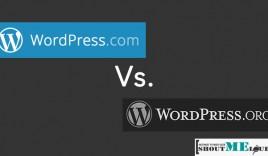 WordPress.com Vs. WordPress.org : Which Blog Platform To Use?