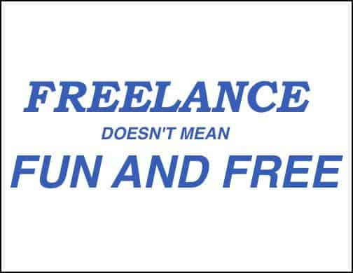 Freelancing career choice