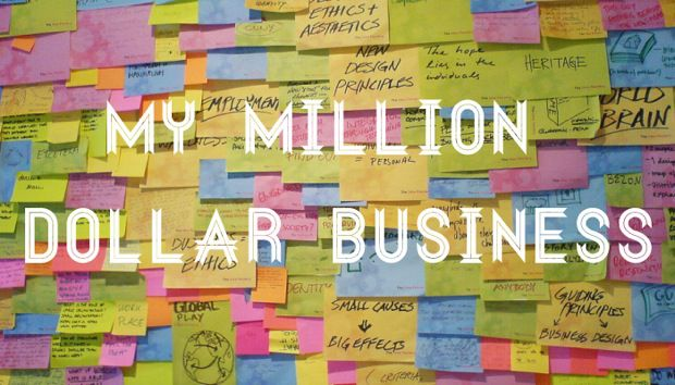 my million dollar business Million Dollar Business in 7 steps: Its all in the Mind