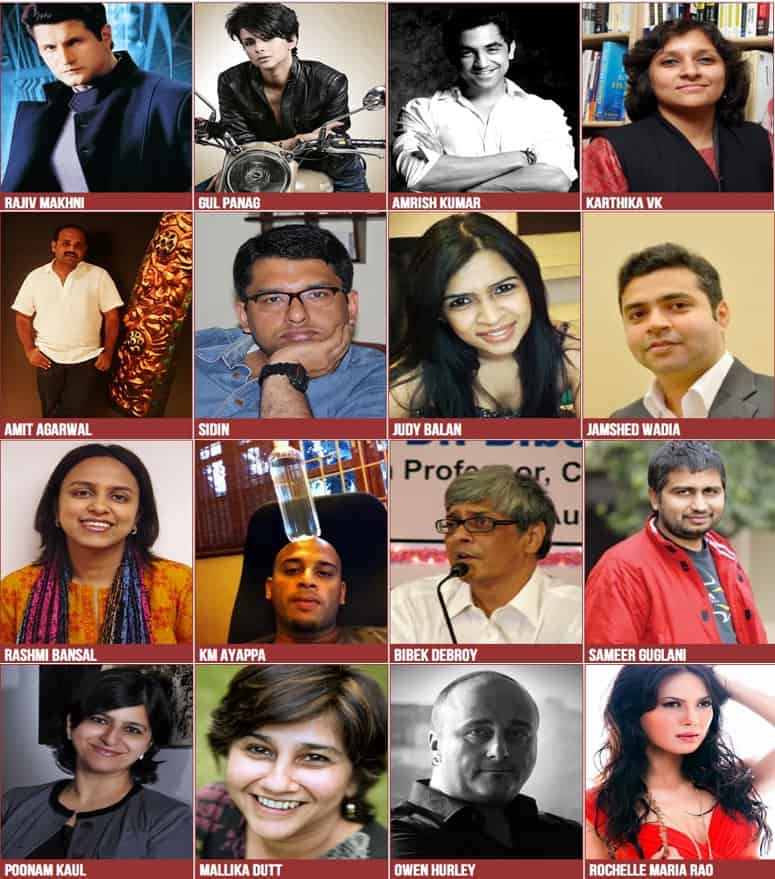 Indiblogger 2013 Best blog award jury