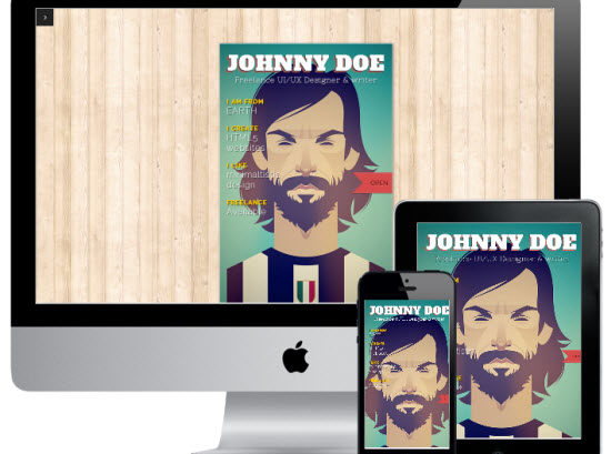 8 Awesome vCard WordPress Templates to Flaunt Your Online Profile