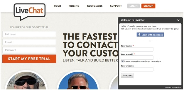 Live Chat1 Handy Tools to Add Personalised Features on Your eCommerce Store