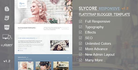 10 premium looking free blogger templates of 2018 slycore blogspot templare maxwellsz