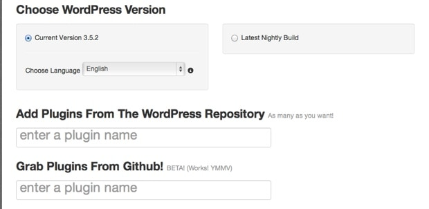 Using WPRoller WP Roller: Create Custom WordPress Installation with Plugins & Themes