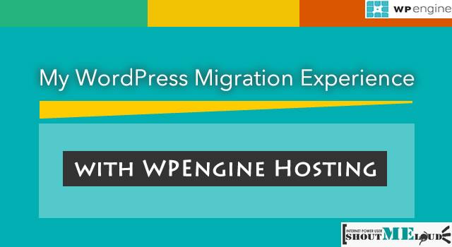 WPEngine WordPress Migration