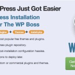 WP Roller: Create Custom WordPress Installation with Plugins & Themes