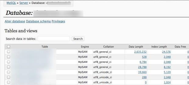 Adminer : Access phpMyAdmin Inside WordPress Dashboard