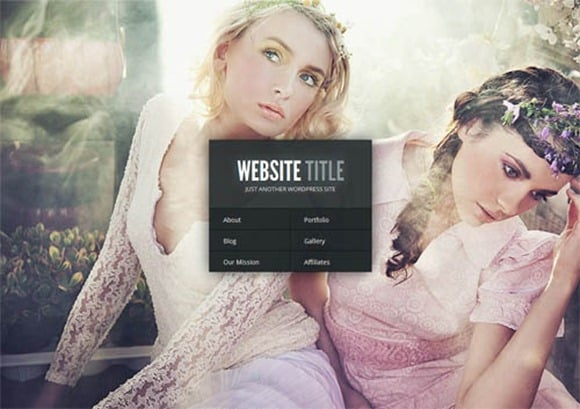 gleam wordpress theme from elegant themes 10 Portfolio WordPress Themes for Photographers