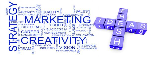 Creative marketing Strategies