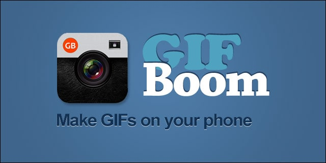 GifBoom App How to Create Your First GIF Image on iPhone using GifBoom