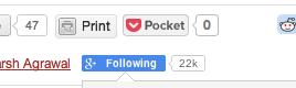 JetPack Made Google Authorship Easy For Multi-Authored WordPress Blog