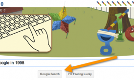 """Back To History With """"Google In 1998"""" Easter Egg"""