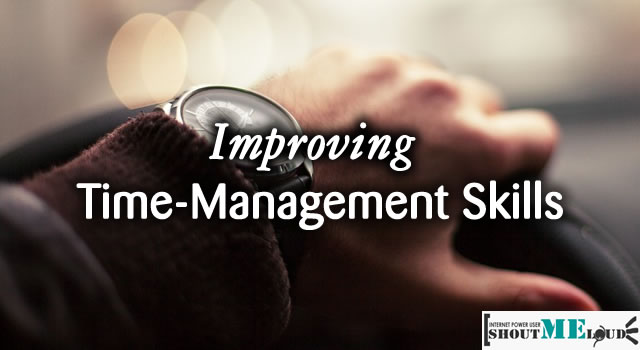 Improving Time Management