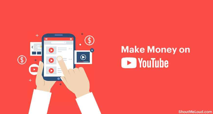 How to make money from youtube vlogs