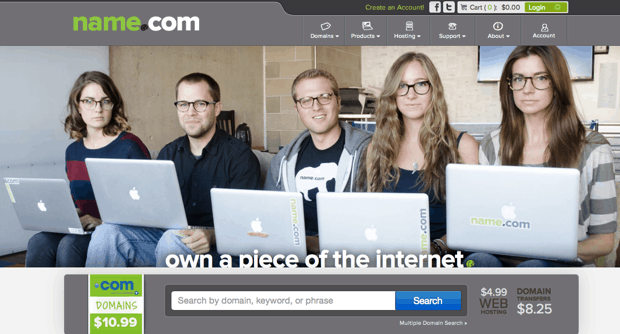 Name domain service 5 Best WebSites To Buy Cheap Domain Names