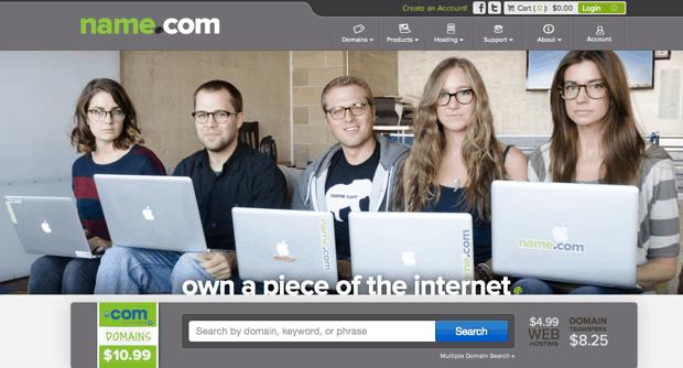 Name domain service