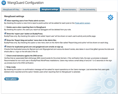 WangGuard WP Plugin