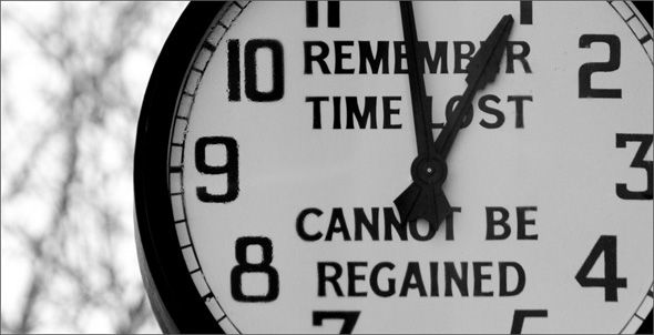 time management blog clock image What Everybody Ought to Know About Improving Time Management Skills
