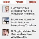 4 Elementary Blogging Secrets Every Blogger Should Know
