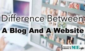 Whats Is The Difference Between A Blog And A Website