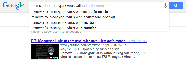 Fbi Moneypak virus google search 5 Working SEO Tips For YouTube Videos To Rank Higher in Search