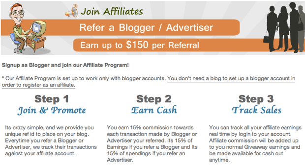 Giveawayly affiliate program GiveAway.Ly Affiliate Program: EveryThing You Need To Know