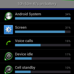 How to save battery life on android devices 150x150