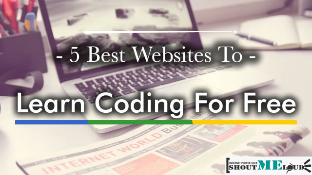 5 best websites to learn coding for free learn coding for free fandeluxe Image collections