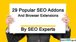 29 Popular SEO Addons And Browser Extensions By SEO Experts