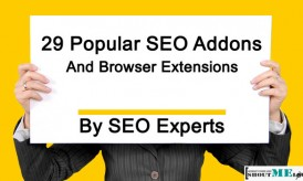 29 Popular SEO Browser Addons By SEO Experts
