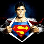 Superman Logo Cartoon HD 150x150