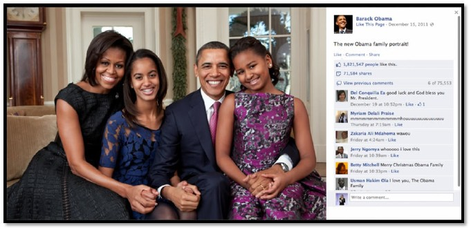 The family portrait Top 21 Viral Photos On Facebook (I Bet You Didn't Know Most of them)