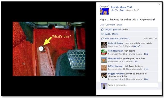 The rare vintage facebook viral photo