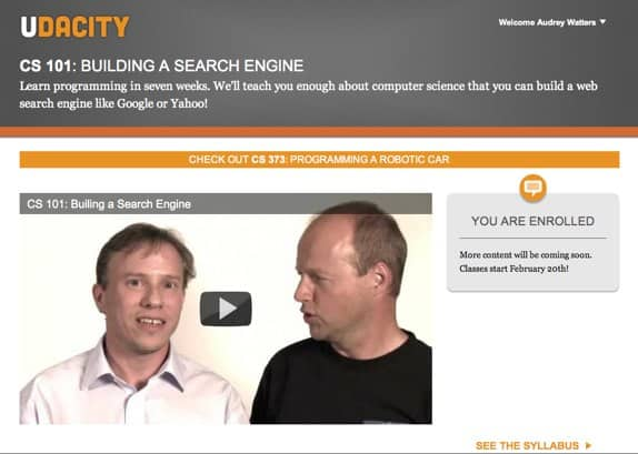 Udacity 5 Best Websites To Learn Coding For Free