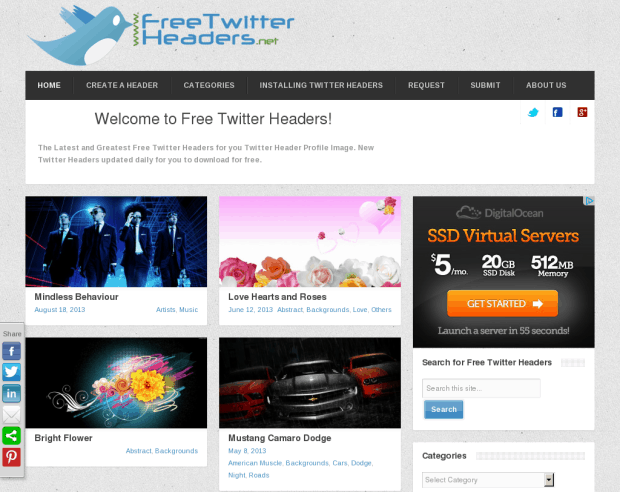 b187ad266a36489a e1382769140118 5 Free Websites to Download Twitter Headers