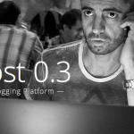 ghost blogging platform 150x150
