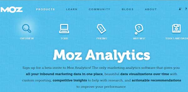 moz analytics 10 Amazing Tools to Enhance Your International SEO Process