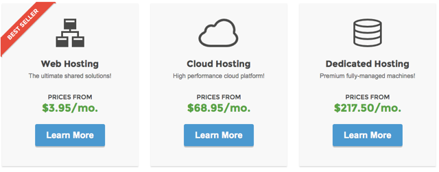 siteground cloud and dedicated hosting