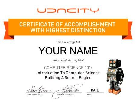 udacity certificate diploma sample 5 Best Websites To Learn Coding For Free